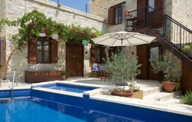 Relax holiday accommodation village Cyprus