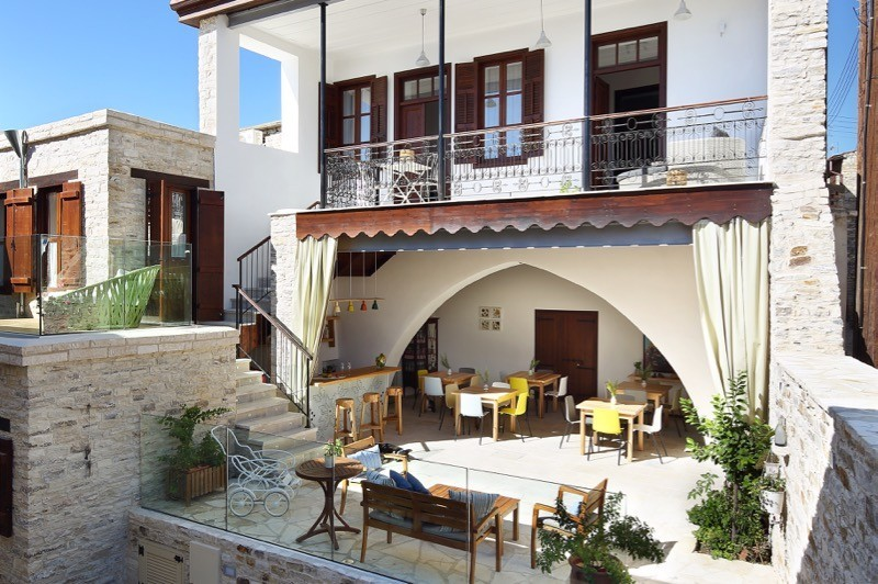 Relax holiday accommodation village house in Cyprus