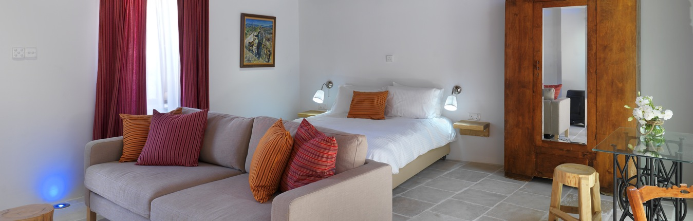 Room relax holiday agrotourism village house in Cyprus